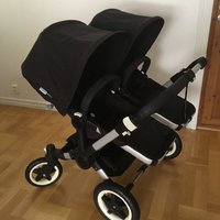 Bugaboo dubbelvagn