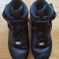 Nike Air Force Mid sneakers strl 40 damskor