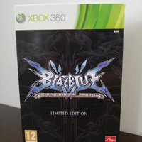 BLAZBLUE CONTINUUM SHIFT TILL XBOX360 - LIMITED EDITION