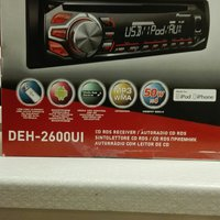 Pioneer bilstereo ,CD ,USB, AUX,