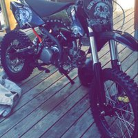 Fiddy 150cc Midsize + extrafiddy