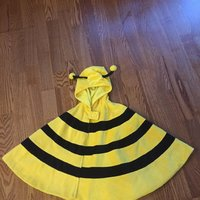 Bee costume free size ( 2-4 year olds)