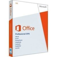 Office 2016 professional svensk DVD skiva plus aktiverings licens kod