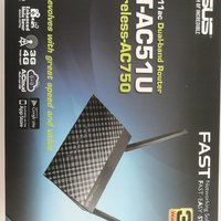 Asus router i nyskick