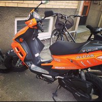Moped klass 1