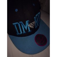 Diamond snapback keps