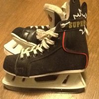 Skridskor Canada Hockey Super Maple storlek 35