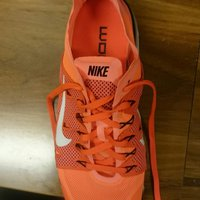 "Helt nya ""Nike Zoom"" orange"