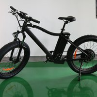 Fatbike 1000w med 14,5 am Panasonic batteri,