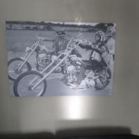 Easy Rider Canvas 100x70