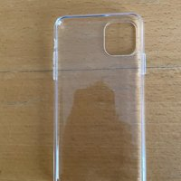 Nytt transparent mobilskal till iPhone 11 pro max