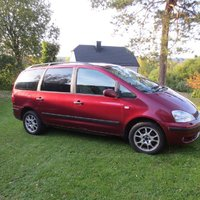 FORD GALAXY med Drag