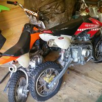 Fiddy 110 cc