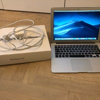 "MacBook Air 13.3"" 1.6GHZ/8"