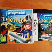 Playmobil Interactive: Knight - Komplett Nintendo DS