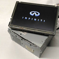 Upgrade kit for Infiniti 2008+ navigation with adaptation and new functions!