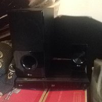 LG Real 3D surround system