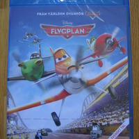 Disneys FLYGPLAN på Blu-ray