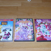DVD-filmer Byggare Bob & My Little Pony