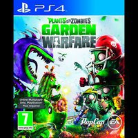 PLANTS VS ZOMBIES GARDEN WARFARE.