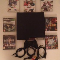 Playstation 3 Slim, 320 GB