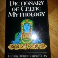 Dictionary of Celtic Mythology, utgåva på engelska.