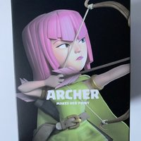 Archer - Clash Royale Figur (Exklusiv)