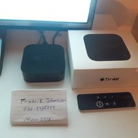 Apple TV 4K 36MG 5th generation