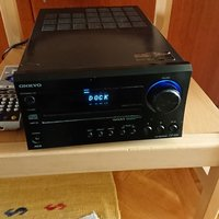 Onkyo cd receiver CR-325