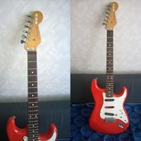 Fender Squier Japan 1984