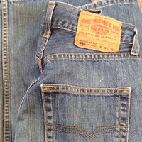 Jeans Levis 636 regular fit
