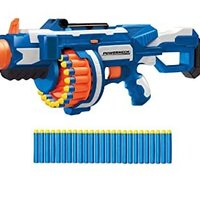 Air Warriors PowerMech Dart Blaster