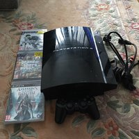 Playstation3 + spel
