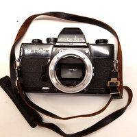 Classic Minolta SRT 10 analogue camera