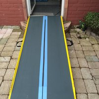 Stepless dunslope ramp Lite