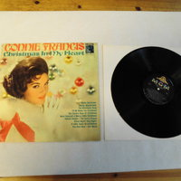Connie Francis. Christmas In My Heart. Lp. 1959. US.