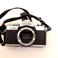 Classic Minolta XG1 analogue camera