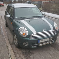 Bild 1 av 1 Mini Cooper Clubman Racing Green 1,6D
