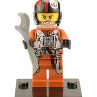 Star Wars Lego-figur The Force Awakens Poe Dameron