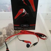 Sms audio street in-ear by 50 cent