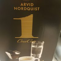 Arvid Nordquist ONE CUP helt ny.