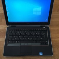 "Laptop Dell Latitude 13,3"" RAM 8GB SSD 128 GB Intel i5 processor 2,50 GHz Snabb"