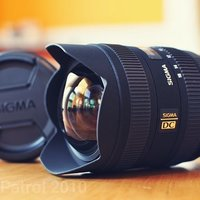 Sigma 8-16mm F4.5-5.6 DC for Canon