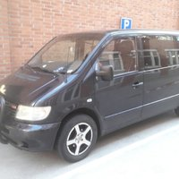 Mb Vito Long 112CDI  turbo diesel 122hk