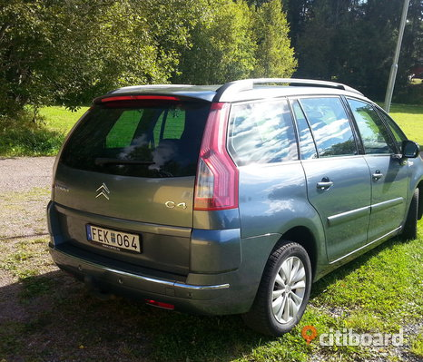 Citroën C4 Grand Picasso 2.0 Exclusive / 7-Si -07