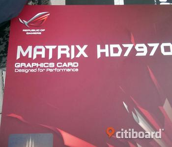 Matrix HD7970 (3GB =3084)
