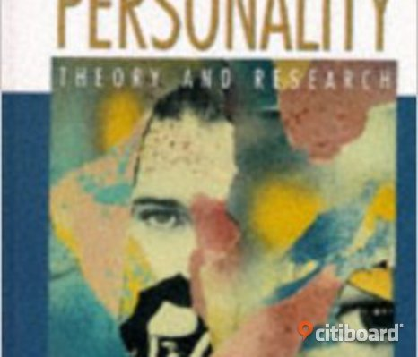 Studentlitteratur - Personality: Theory and Research