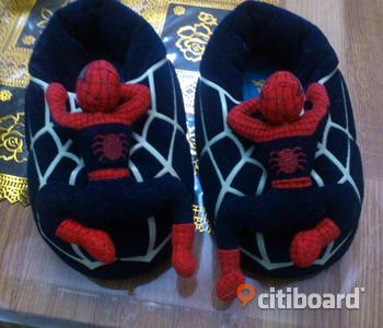 Spiderman tofflor