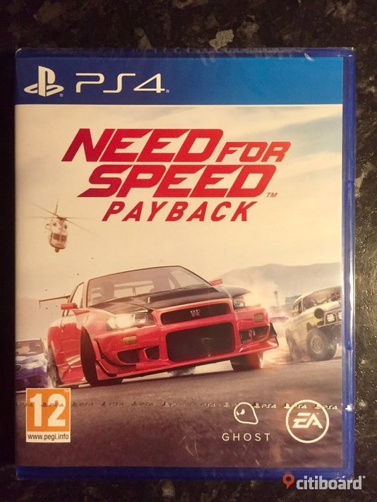 Need for Speed, Payback (PS4)