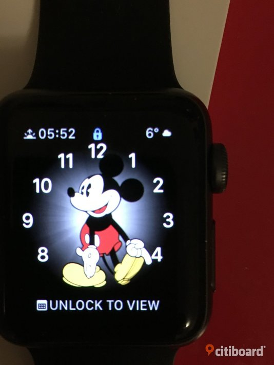 Apple Watch s2 Umeå